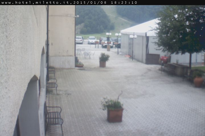 Live Webcam Campitello Matese